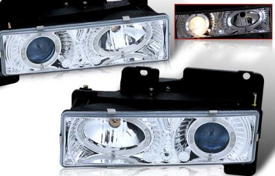 custom projector headlights