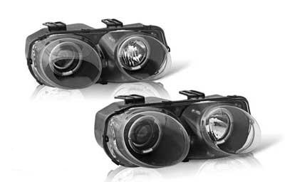 98, 99, 00, 01, acura, integra, headlights, jdm, custom import