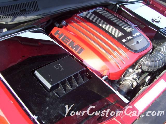 Modified Cars - Custom under car hood