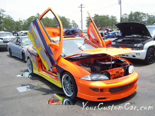 Custom Import Cars