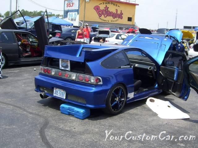 Custom Honda CRX