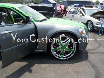 Custom Dodge Manum