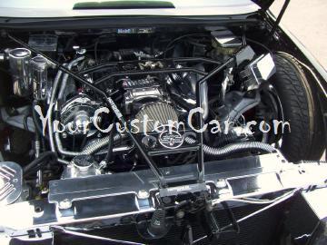 Adam Fergusons 96 Impala SS