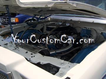 Lowrider Style Monte Carlo Engine