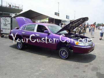 Purple Lowrider