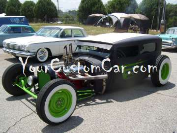 rat rod southeast showdown