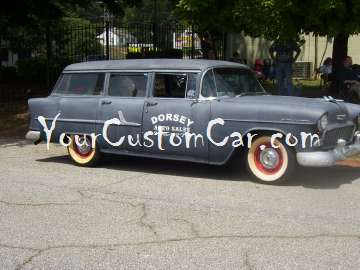 Rat Rod Nomad