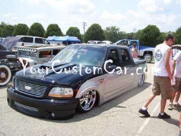 Southeast Showdown F150