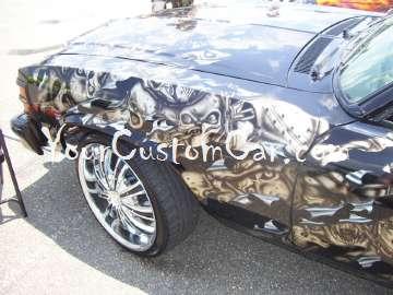 Southeast Showdown custom car