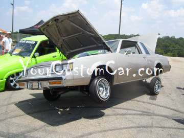 Lowrider 3 wheel Southeast Showdown
