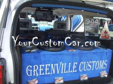greenville customs Nitro
