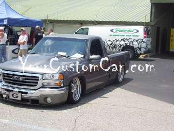custom 1500 Sierra