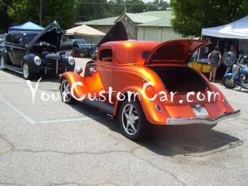 34 ford hotrod