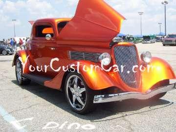 custom 34 ford