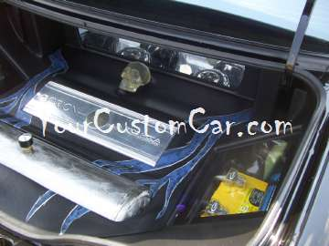 96 Impala SS Trunk YourCustomCar.com