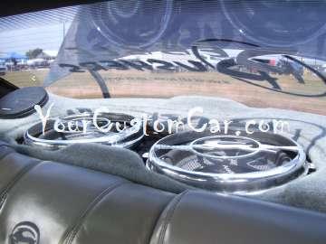 Impala SS Speaker grilles Yourcustomcar.com