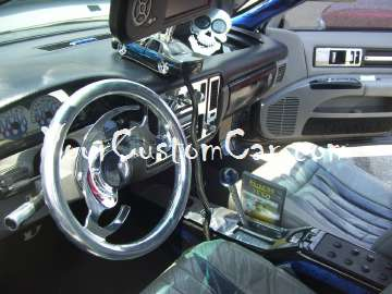 96 Impala SS Interior Yourcustomcar.com