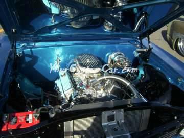 Scr8pfest 11 car show 67 impala