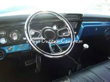 Scr8pfest 11 car show 67 impala interior