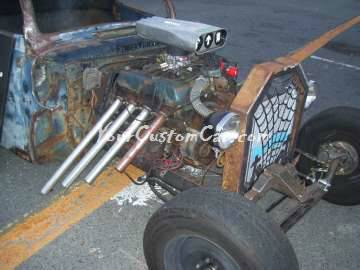 Scr8pfest 11 Rat Rod engine
