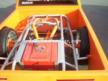 Custom S-10 Bed Scr8pFest minitruck
