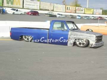hot rod truck Scr8pfest 11 truck show yourcustomcar.com custom fullsize