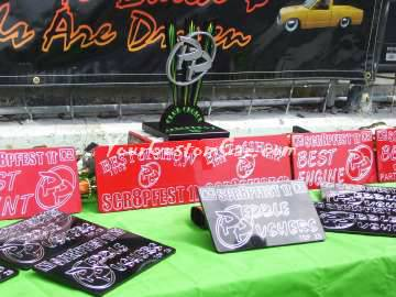 Scrape fest Scr8pFest 11 awards