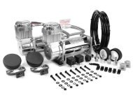air compressor, air suspension, compressor, air bags, viair, 380c, dual pack