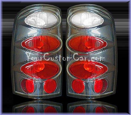 chevrolet silverado tail lights, custom tail lights, black tail light, silverado tail light, sierra tail light, 99-06 chevrolet taillights