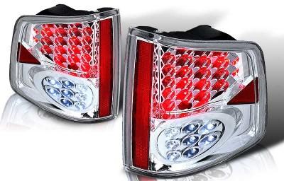 s10 led taillights, sonoma led taillights, s-10 led taillights, custom S10 Sonoma, 94-04, chevrolet led