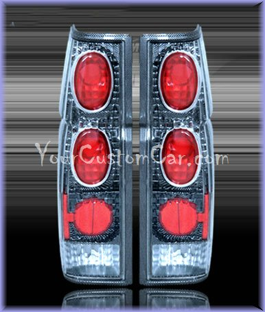 nissan hardbody tail lights, custom tail lights, custom minitruck taillight, nissan hardbody tail light, custom hardbody, nissan taillights