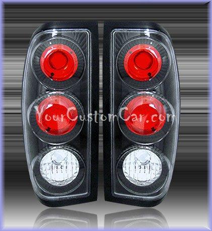 nissan frontier tail lights, custom tail lights, custom minitruck taillight, nissan frontier tail light, custom frontier, nissan taillights