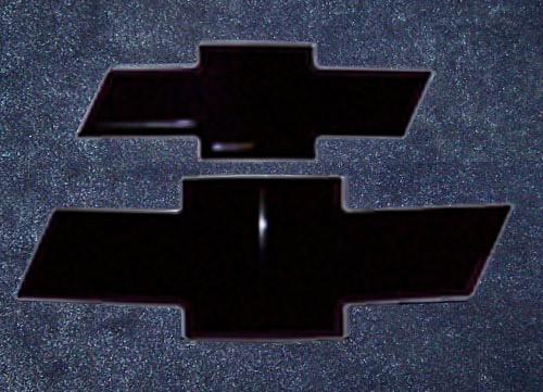 2010 Camaro, emblem, bowtie, black