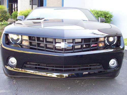 2010 camaro bowtie