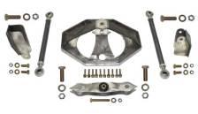 kpc watts link, 88-98, chevy ck, keep axle centered, 4 link, four link, air suspension, custom, minitruck, fullsize, truck