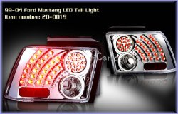 custom led tail lights