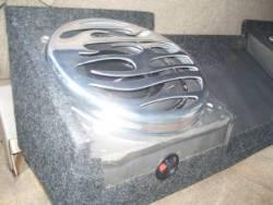 custom speaker grille