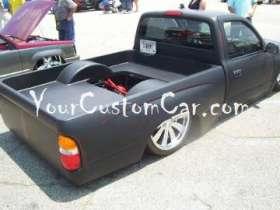 custom mini truck