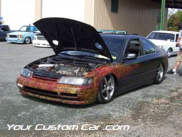 drop em wear show, car truck show, custom minitruck, custom car, custom accord