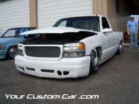 drop em wear show, car truck show, custom minitruck, custom car, custom sierra
