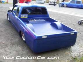 drop em wear show, car truck show, custom minitruck, custom car, custom toyota bed