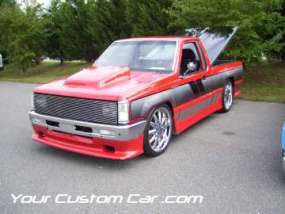 drop em wear show, car truck show, custom minitruck, custom car, custom mighty max