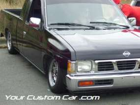 drop em wear show, car truck show, custom minitruck, custom car, custom nissan
