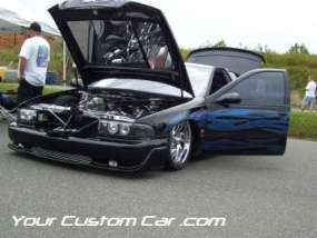 drop em wear show, car truck show, custom minitruck, custom car, custom impala ss