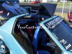 Custom Camaro Show Car