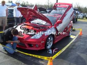 Wild Paint Toyota Celica