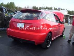 Custom Ford Focus