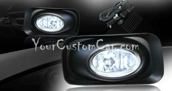 03, 04, 05, 06, Acura tsx fog lights, fogs, performance lighths, oem style, jdm