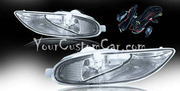 02, 03, 04, toyota camry, camry fog lights, fogs, performance lights, oem style, jdm