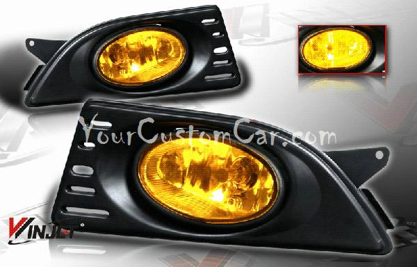 05, 06, 07, acura rsx fog lights, fogs, performance lights, oem style, jdm